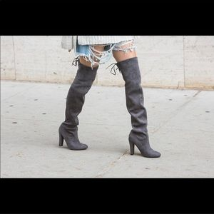 Gorgeous Steve Madden Over the Knee Boots